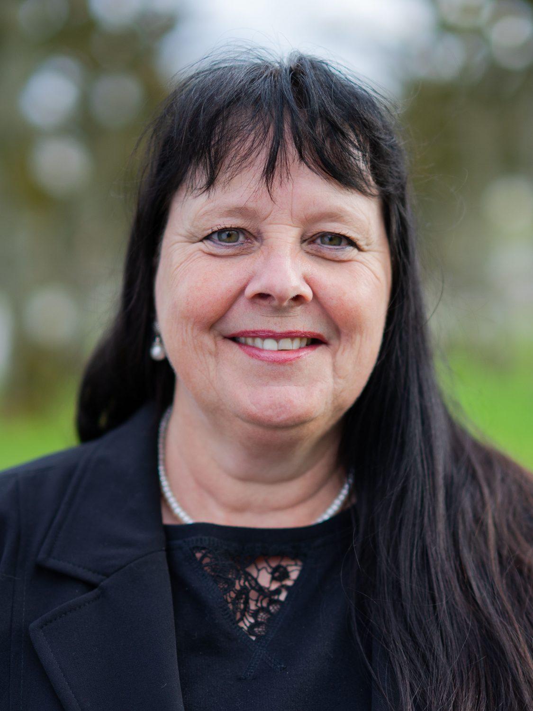 Portrait von Anita Freiburghaus