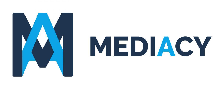 Das Logo von Mediacy